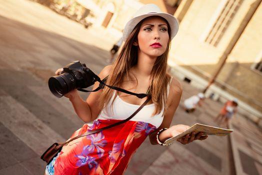 Lost Girl Tourist