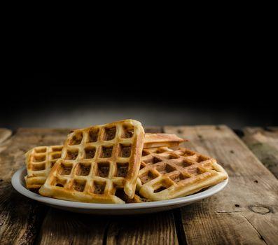 Original Belgian waffles