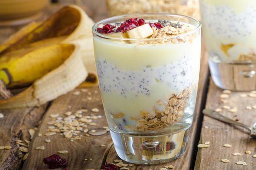 Bio healthy breakfast