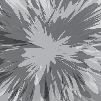 supernova blast background