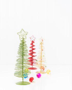Christmas Trees Portrait