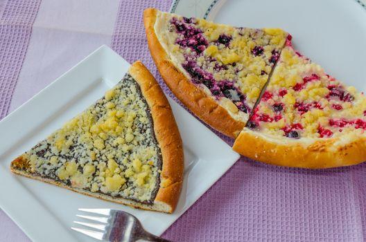 Original czech curd cake