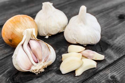 Czech garlic
