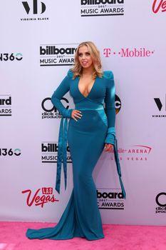 Violet Benson at the 2017 Billboard Awards Arrivals, T-Mobile Arena, Las Vegas, NV 05-21-17