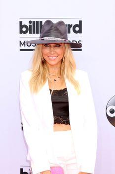 Tish Cyrus at the 2017 Billboard Awards Arrivals, T-Mobile Arena, Las Vegas, NV 05-21-17