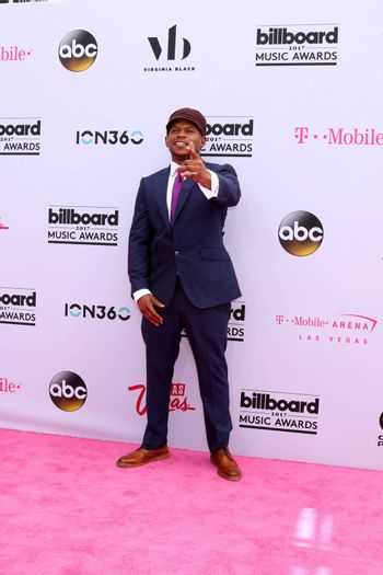 Sway Calloway at the 2017 Billboard Awards Arrivals, T-Mobile Arena, Las Vegas, NV 05-21-17