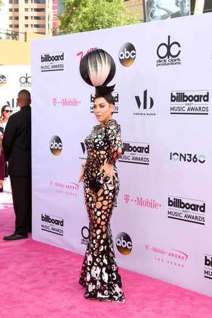 Z Lala at the 2017 Billboard Awards Arrivals, T-Mobile Arena, Las Vegas, NV 05-21-17