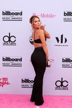Jessie James Decker at the 2017 Billboard Awards Arrivals, T-Mobile Arena, Las Vegas, NV 05-21-17