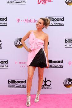 Keltie Knight at the 2017 Billboard Awards Arrivals, T-Mobile Arena, Las Vegas, NV 05-21-17