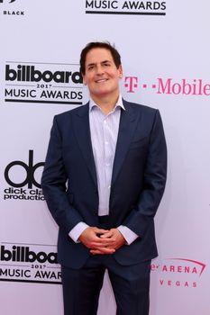 Mark Cuban at the 2017 Billboard Awards Arrivals, T-Mobile Arena, Las Vegas, NV 05-21-17