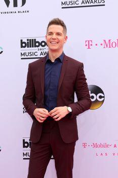 Jason Kennedy at the 2017 Billboard Awards Arrivals, T-Mobile Arena, Las Vegas, NV 05-21-17