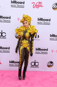 Dencia at the 2017 Billboard Awards Arrivals, T-Mobile Arena, Las Vegas, NV 05-21-17