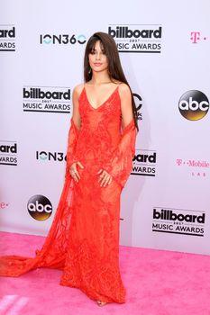 Camila Cabello at the 2017 Billboard Awards Arrivals, T-Mobile Arena, Las Vegas, NV 05-21-17