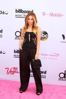 Ashley Tisdale at the 2017 Billboard Awards Arrivals, T-Mobile Arena, Las Vegas, NV 05-21-17