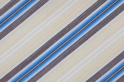 Stripes cloth texture close up