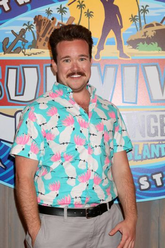 "Zeke Smith at the ""Survivor: Game Changers - Mamanuca Islands"" Finale, CBS Studio Center, Studio City, CA 05-24-17"