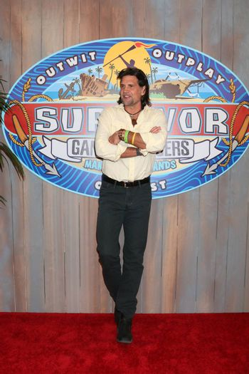 "Troyzan Robertson at the ""Survivor: Game Changers - Mamanuca Islands"" Finale, CBS Studio Center, Studio City, CA 05-24-17"