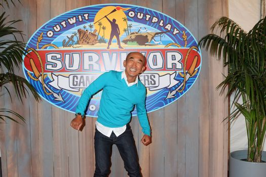 "Tai Trang at the ""Survivor: Game Changers - Mamanuca Islands"" Finale, CBS Studio Center, Studio City, CA 05-24-17"