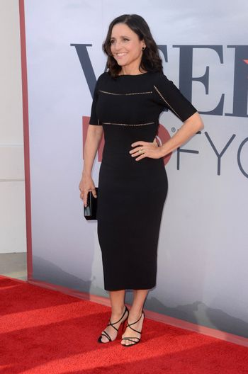 Julia Louis-Dreyfus at FYC for HBO's series VEEP 6th Season, Television Academy, North Hollywood, CA 05-25-17