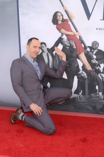 Tony Hale at FYC for HBO's series VEEP 6th Season, Television Academy, North Hollywood, CA 05-25-17