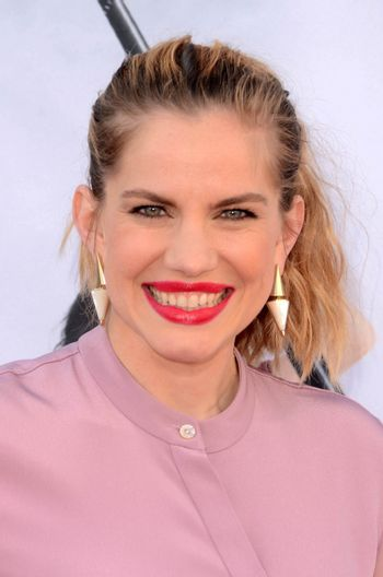 Anna Chlumsky at FYC for HBO's series VEEP 6th Season, Television Academy, North Hollywood, CA 05-25-17