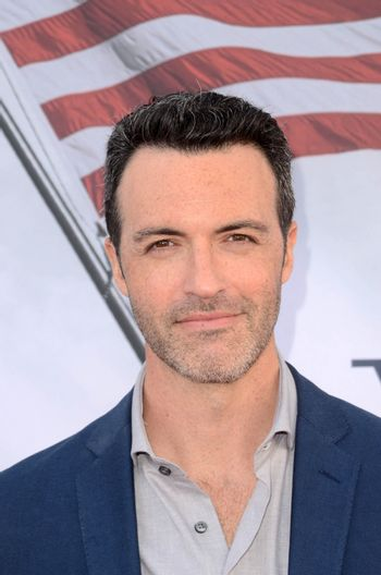 Reid Scott at FYC for HBO's series VEEP 6th Season, Television Academy, North Hollywood, CA 05-25-17
