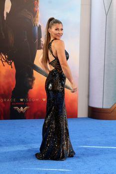 """Mayling Ng at the """"Wonder Woman"""" Premiere, Pantages, Hollywood, CA 05-25-17"""