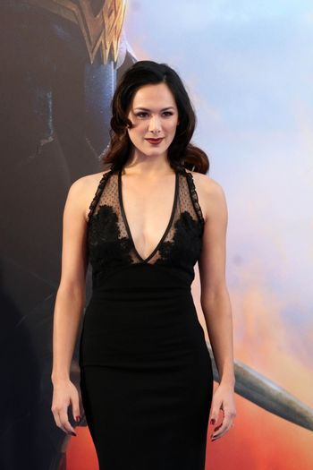 "Samantha Jo at the ""Wonder Woman"" Premiere, Pantages, Hollywood, CA 05-25-17"