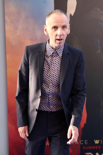 "Ewen Bremner at the ""Wonder Woman"" Premiere, Pantages, Hollywood, CA 05-25-17"