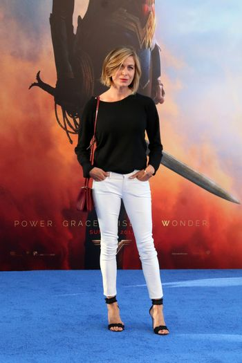 "Sonya Walger at the ""Wonder Woman"" Premiere, Pantages, Hollywood, CA 05-25-17"