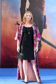 "Molly Quinn at the ""Wonder Woman"" Premiere, Pantages, Hollywood, CA 05-25-17"