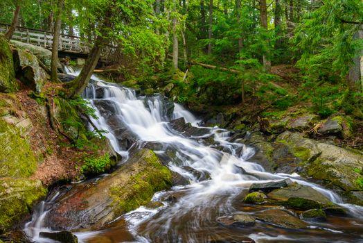 Potts Falls Bracebridge Canada
