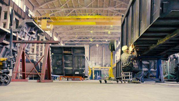 Manufacture of trucks