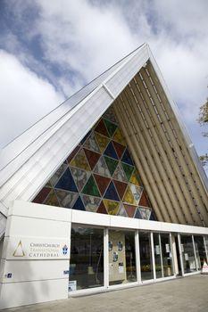 Cardboard Cathedral Christchurch