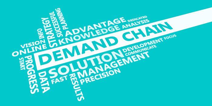 Demand chain Presentation Background