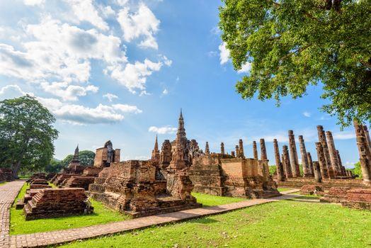 Wat Maha That temple