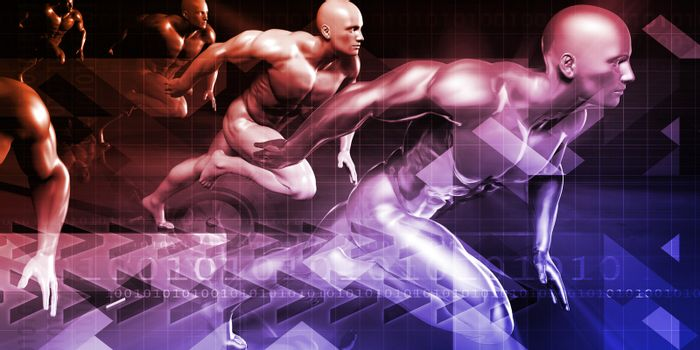 Tracking Technology for Fitness and Corporate Solutions