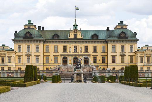 Drottningholm, Sweden, Royal Family's permanent residence
