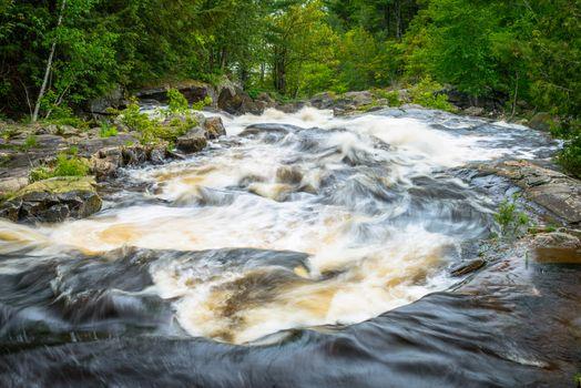 Rosseau Falls-Lower