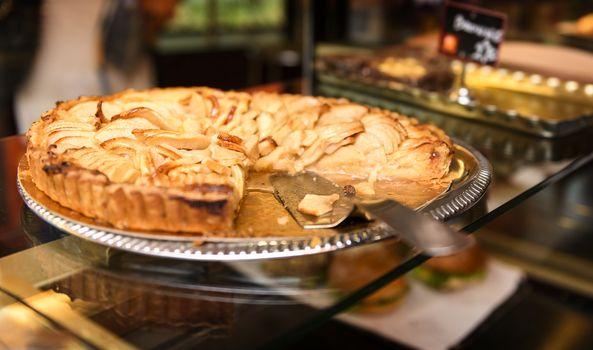tasted apple pie