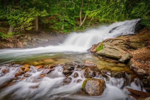 Fish Hatchery Falls Canada