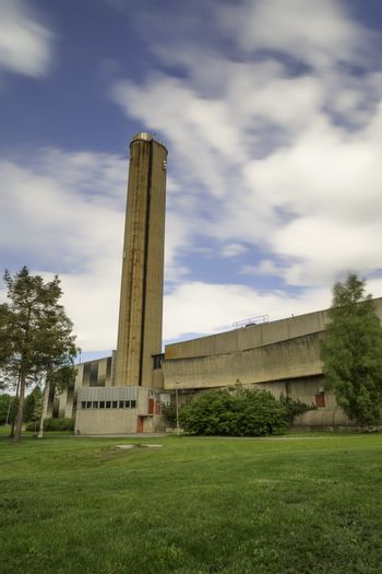 Heat and Power Station in Umea, Sweden.