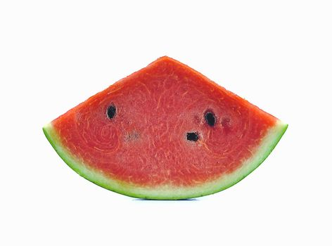 water melons isolated on white background