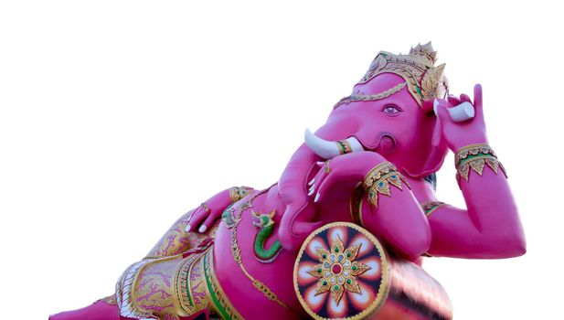 Ganesh lord of hindu indian culture.