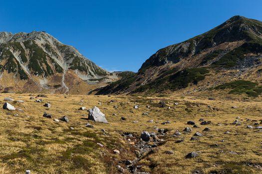 Highland in Mt.Tateyama