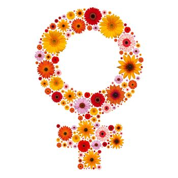 Symbol woman