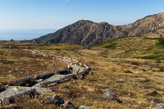 Autumn highland