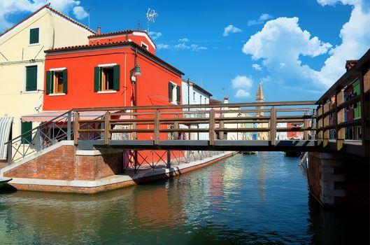 Bridge on Burano
