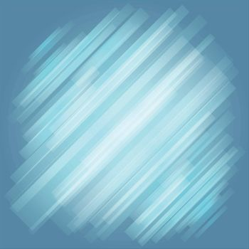 Abstract motion blue background, vector Illustration