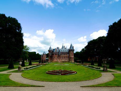 Medieval Castle de Haar